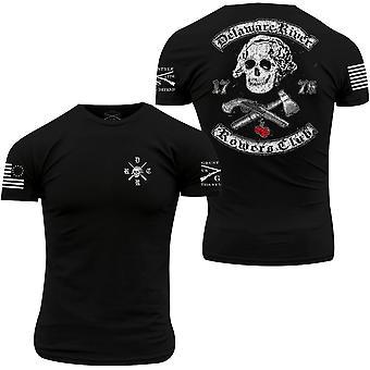 Grunt Style DRRC T-Shirt - Schwarz