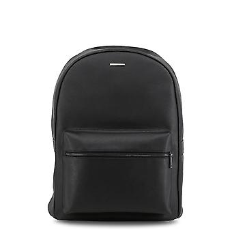 Armani Jeans Original Men All Year Backpack/Rucksack - Black Color 34283