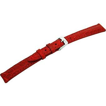 Morellato nahka rannekoru 16 mm punainen A01D0751376083CR12 LIVERPOOL nainen