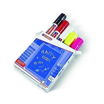 edding-4090 ass. chalk marker 1,2,49,65,69 5PC 4-15 mm / 4-4090999