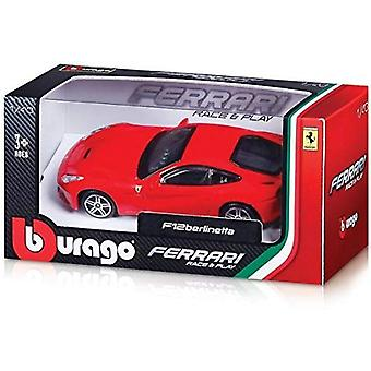 Bburago 01:43 Scară Ferrari Race and Play (Stiluri Vary-One furnizate)