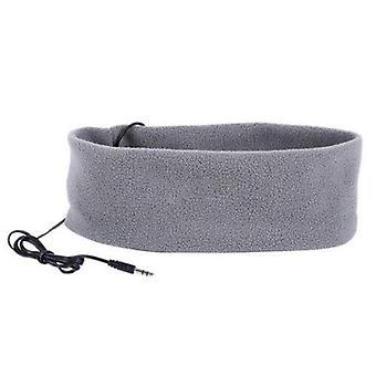 Stirnband mit eingebautem Kopfhörer