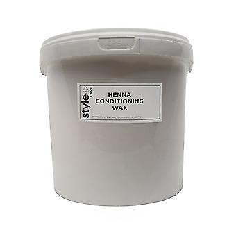 Stylecare conditioning wax - henna 5kg