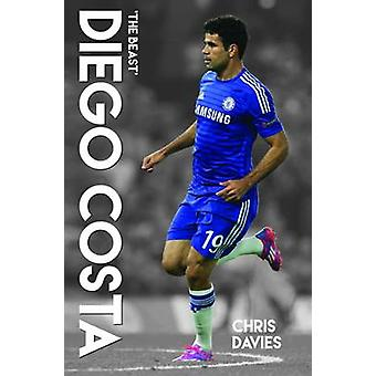 Diego Costa  The Beast by Chris Davies