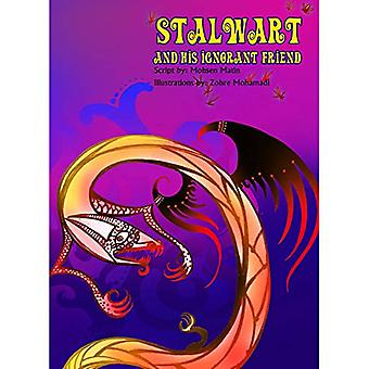 Stalwart and his Ignorant Friend - Story Book by Mohsen Matin - 978938