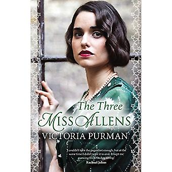 The Three Miss Allens by Victoria Purman - 9781489248466 Book