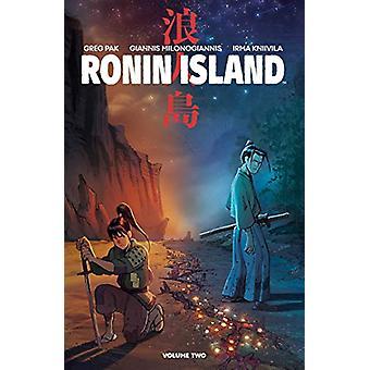 Ronin Island Vol. 2 by Greg Pak - 9781684155576 Book