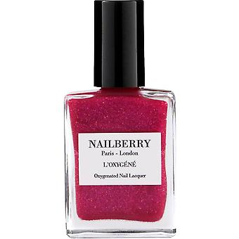 Nailberry Juicy 2020 Oxygenated Nail Lacquer Collection - Berry Fizz 15ml