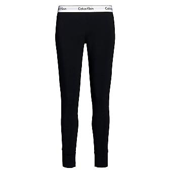 Calvin Klein Modern Cotton Leggings - Svart