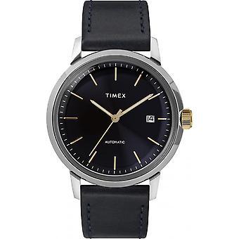 Timex klocka klockor Marlin Automatic TW2T23100 - herrklocka