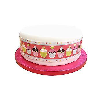 Creative Party Sweet Treats Cake Frill