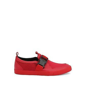 Trussardi - Shoes - Sneakers - 77A00111_RED - Men - Red - EU 41