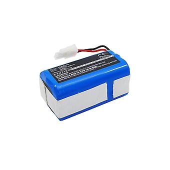 Battery for Ecovacs 4ICR19/65 CR120 CR130 Deebot CEN540 CEN550 CEN640 CEN660