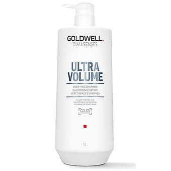 Goldwell dualsenses champú bodifying ultra volumen 1000ml