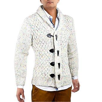 NOUVEAU pull cardigan pull sweatshirt pull veste Strickpullover norvégiens