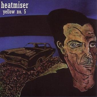 Heatmiser - Yellow No. 5 [CD] USA import