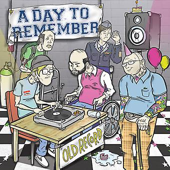 Day to Remember - Old Record [CD] USA import