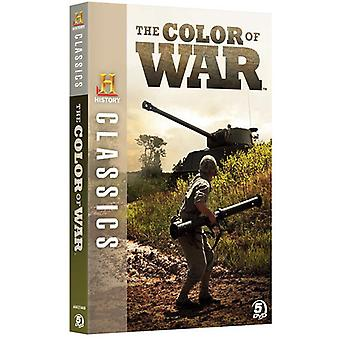 Color of War [DVD] USA import