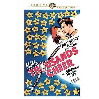 Duizenden Cheer [DVD] USA import