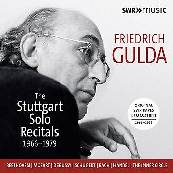 Stuttgart Solo Recitals [CD] USA import