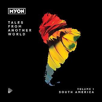 Tales From Another World: Volume 1 South America [CD] USA import