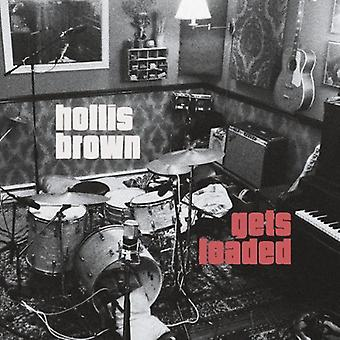 Hollis Brown - Gets Loaded [CD] USA import