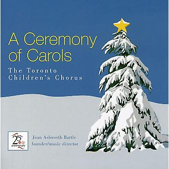 Toronto Children's Chorus - A Ceremony of Carols [CD] USA import