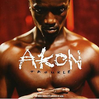 Akon - Trouble [CD] USA import