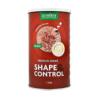 Afslankte erwteneiwitchocolade 350 g poeder (Chocolade)