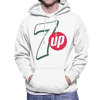 7up Modern Logo Men's Hooded Sweatshirt