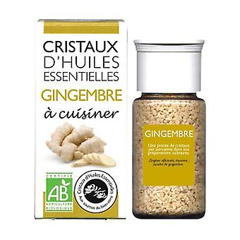 Ginger Essential Oil Crystals 10 g