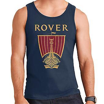 Rover Logo British Motor Heritage Men's Vest