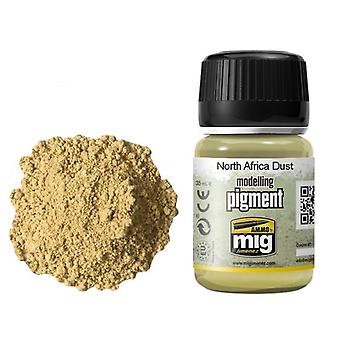 Ammo by Mig Pigments - North Africa Dust