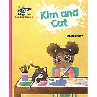 Reading Planet  Kim and Cat  Pink A Galaxy by Heapy & Teresa
