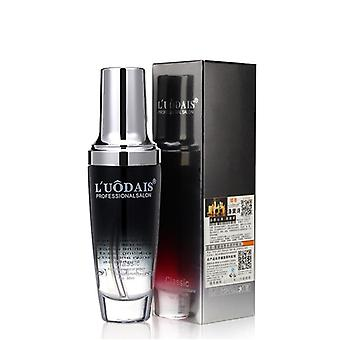 Vitaminas del aceite capilar para el cabello dañado, enderezamiento de perfumes de suero - Reparación del cabello