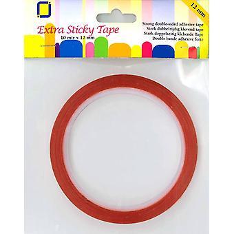 JEJE Produkt Extra Sticky Tape 12 mm