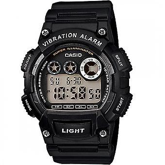 W735H-2AVCF, Casio Mens Super Illuminator Blue Watch