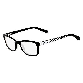 Nike Kids 5509 010 Black-White Glasses