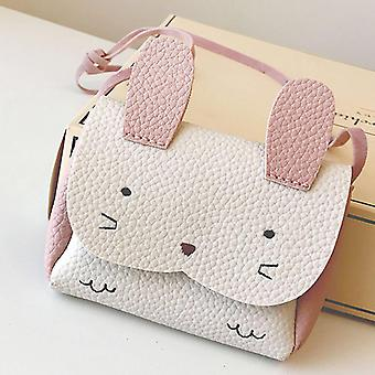 Sacs à dos en peluche - Petit sac messager , Pu Mini Cute Girl Kids Shoulder Sac à main