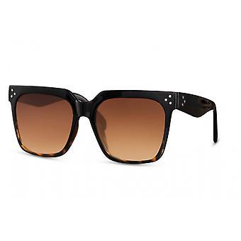 النظارات الشمسية المرأة بانتو كامل edgecatcated.3 البني / الدخان