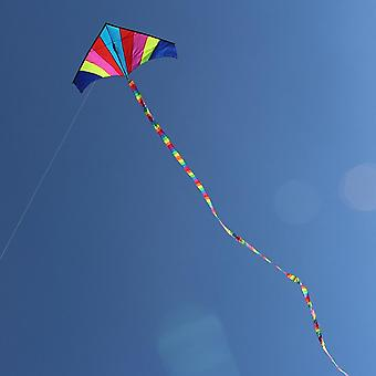 Rainbow Bar Kite Tail For Delta - Outdoor Fun Sports