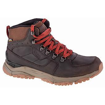 Keen Innate Leder Mid WP 1023445 trekking winter heren schoenen