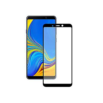 Tempered glass protector film for mobile phone Samsung Galaxy A9 2018 extreme 2.5 D