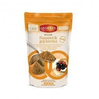 Linwoods - Org Milled Flaxseed & Goji Mix 425g