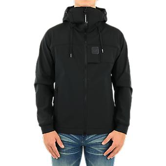 C.P.Company Outerwear - Medium Jacket Black 09CMOW043A005784A999Outerwear