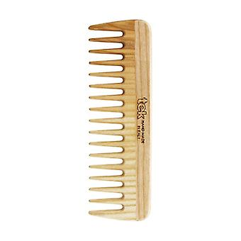 Small brush with wide natural ash spikes 1 unit