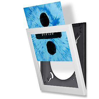 Show & Listen White Vinyl Schallplatte Album LP Frame