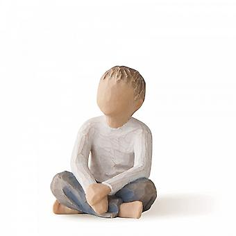 Willow Tree enfant imaginatif Figurine