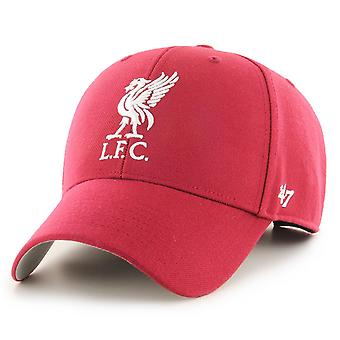 47 Brand Relaxed Fit Cap - MVP FC Liverpool razor rot