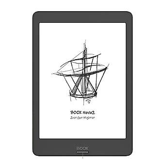Onyx Boox Nova Epaper Eink Tablet Android Front Light E-reader Dual Touch Usb Otg